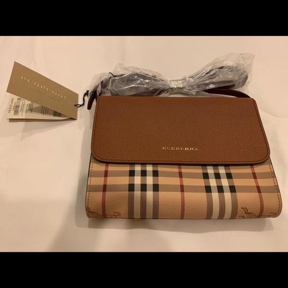 15ce6cae3e22 Burberry Bags | Crossbody Nwt | Poshmark